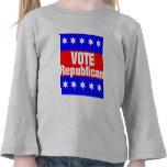 Vote Republican T Shirt