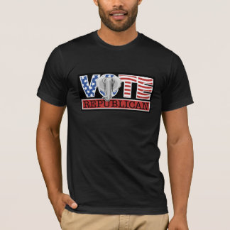 Vote Republican t-shirt - Customized