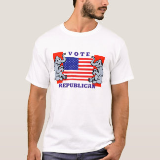 VOTE REPUBLICAN TSHIRT