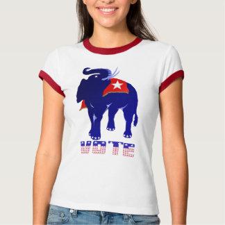 Vote RepublicanT-Shirt T-Shirt