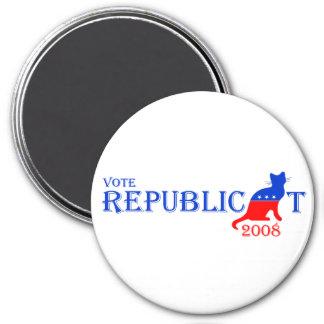 Vote Republicat Magnet