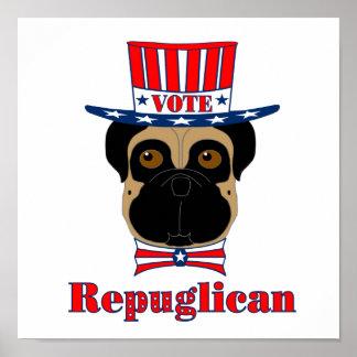Vote Repuglican Poster
