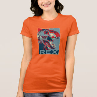 Vote Rex! - Ladies T-Shirt