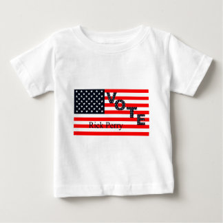 Vote Rick Perry for President 2016 Baby T-Shirt