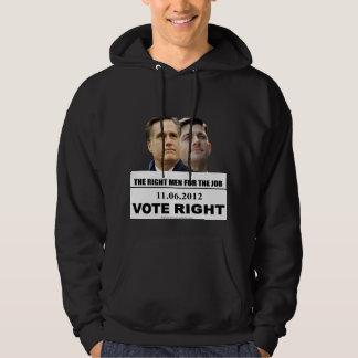 Vote Right 2012 Hoodie
