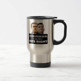 Vote Right 2012 Travel Mug