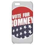 VOTE ROMNEY BUTTON iPhone 5C COVER