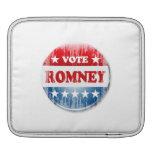 VOTE ROMNEY iPad SLEEVES