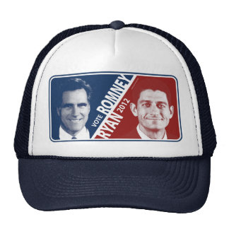 Vote Romney Ryan 2012 Hat