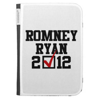 VOTE ROMNEY RYAN 2012 KINDLE COVER