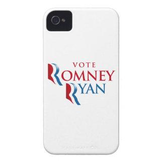 VOTE ROMNEY RYAN AMERICA iPhone 4 Case-Mate CASES