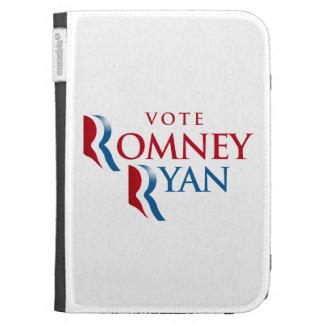 VOTE ROMNEY RYAN AMERICA KINDLE CASE