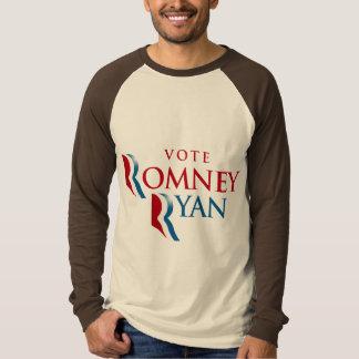 VOTE ROMNEY RYAN AMERICA T-SHIRT