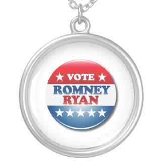 VOTE ROMNEY RYAN VP ROUND.png Jewelry