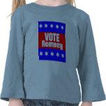 Vote Romney Shirts