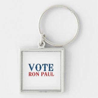 VOTE RON PAUL 2012 KEYCHAIN