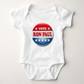 VOTE RON PAUL BABY BODYSUIT