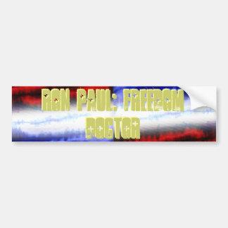 Vote Ron Paul Car Bumper Sticker