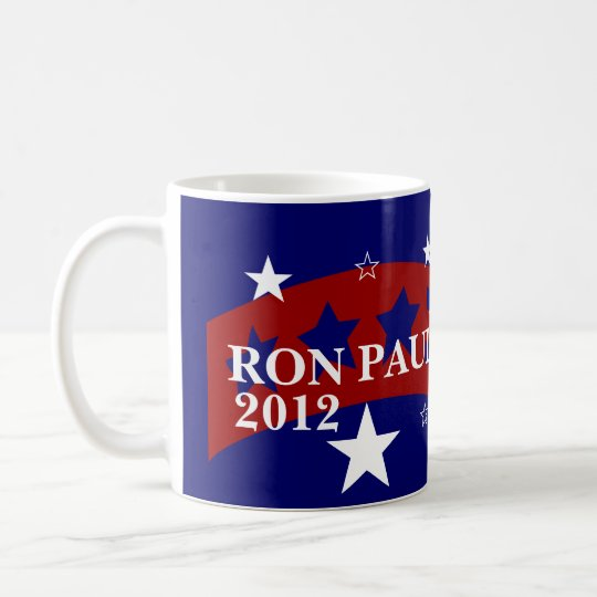 Vote Ron Paul for President 2012 Election Coffee Mug