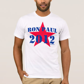 Vote Ron Paul for President 2012 Election T-Shirt