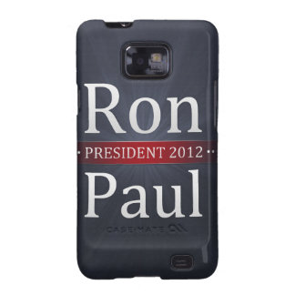 Vote Ron Paul for President in 2012 Galaxy SII Covers
