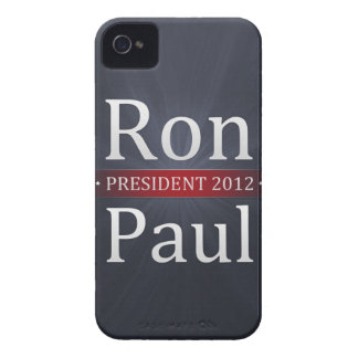 Vote Ron Paul for President in 2012 iPhone 4 Case-Mate Case