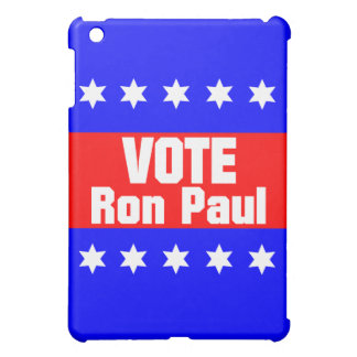 Vote Ron Paul iPad Mini Cover