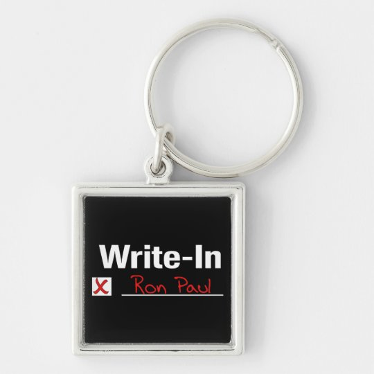 VOTE RON PAUL KEYCHAIN
