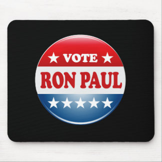 VOTE RON PAUL MOUSE PAD