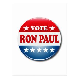 VOTE RON PAUL POSTCARDS