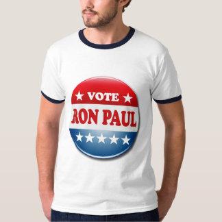 VOTE RON PAUL SHIRTS