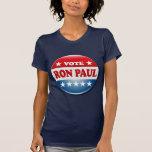 VOTE RON PAUL T-SHIRTS