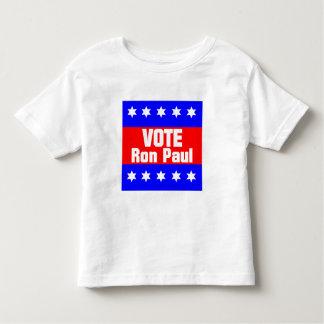 Vote Ron Paul Toddler T-shirt