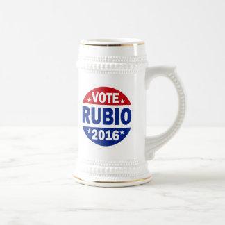 Vote Rubio 2016 Beer Stein