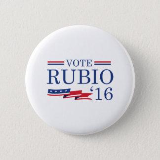 Vote Rubio 2016 Button