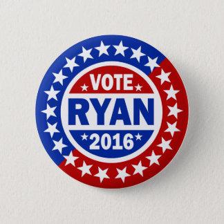 Vote Ryan 2016 Button