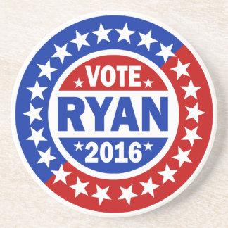 Vote Ryan 2016 Coaster