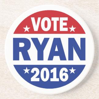 Vote Ryan 2016 Coasters