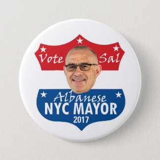 Vote Sal Albanese Button