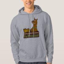 Vote Scooby Dooby Doo for President Hoodie
