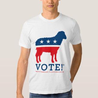 Vote Sheep Logo T-Shirt