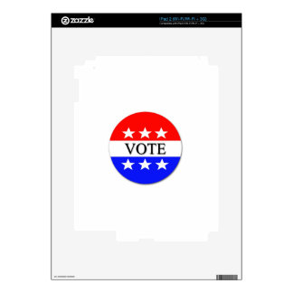 Vote Skins For The iPad 2