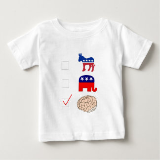 Vote Smart Baby T-Shirt