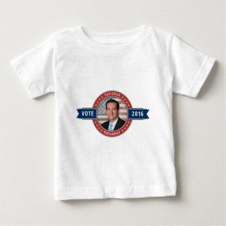 Vote Ted Cruz 2016 Baby T-Shirt