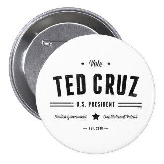 Vote Ted Cruz 2016 Pins