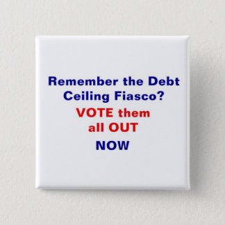 Vote them all out now button