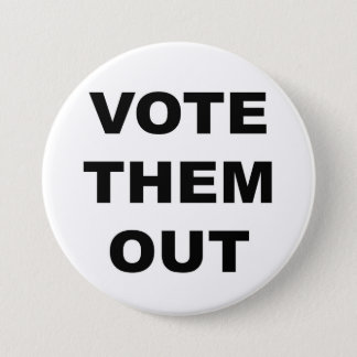 Vote Them Out Button