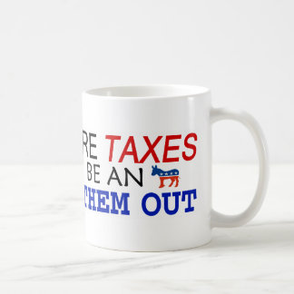 Vote Them Out Coffee Mug