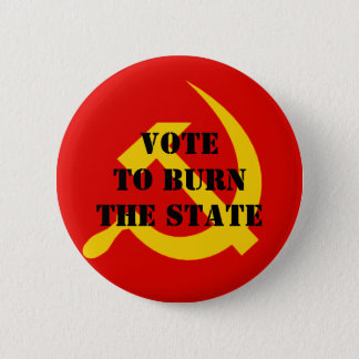 Vote to burn the state button
