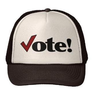 Vote! Trucker Hat